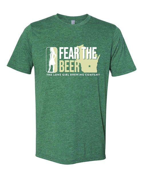 Fear The Beer Short Sleeve T-Shirt